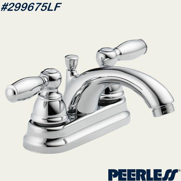 画像1: PEERLESS(ピアレス) 水栓金具 #299675LF (1)