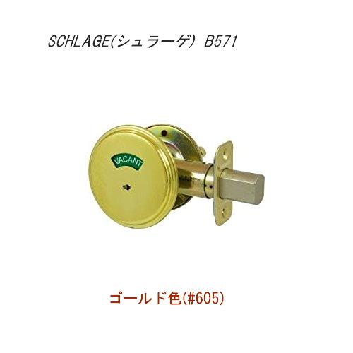 画像1: シュラーゲ社製 開き戸用 表示鍵 B571 (1)