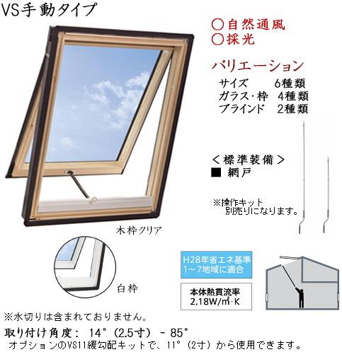 画像1: ベルックス天窓 VS手動タイプ (1)